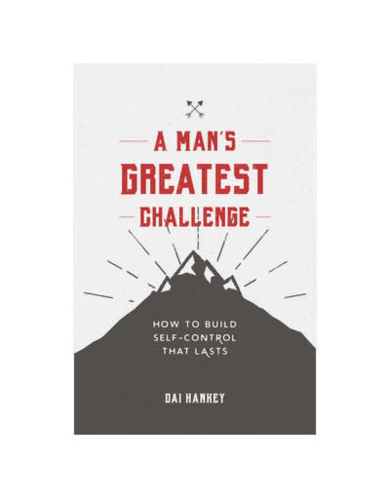 Hankey A Man's Greatest Challenge