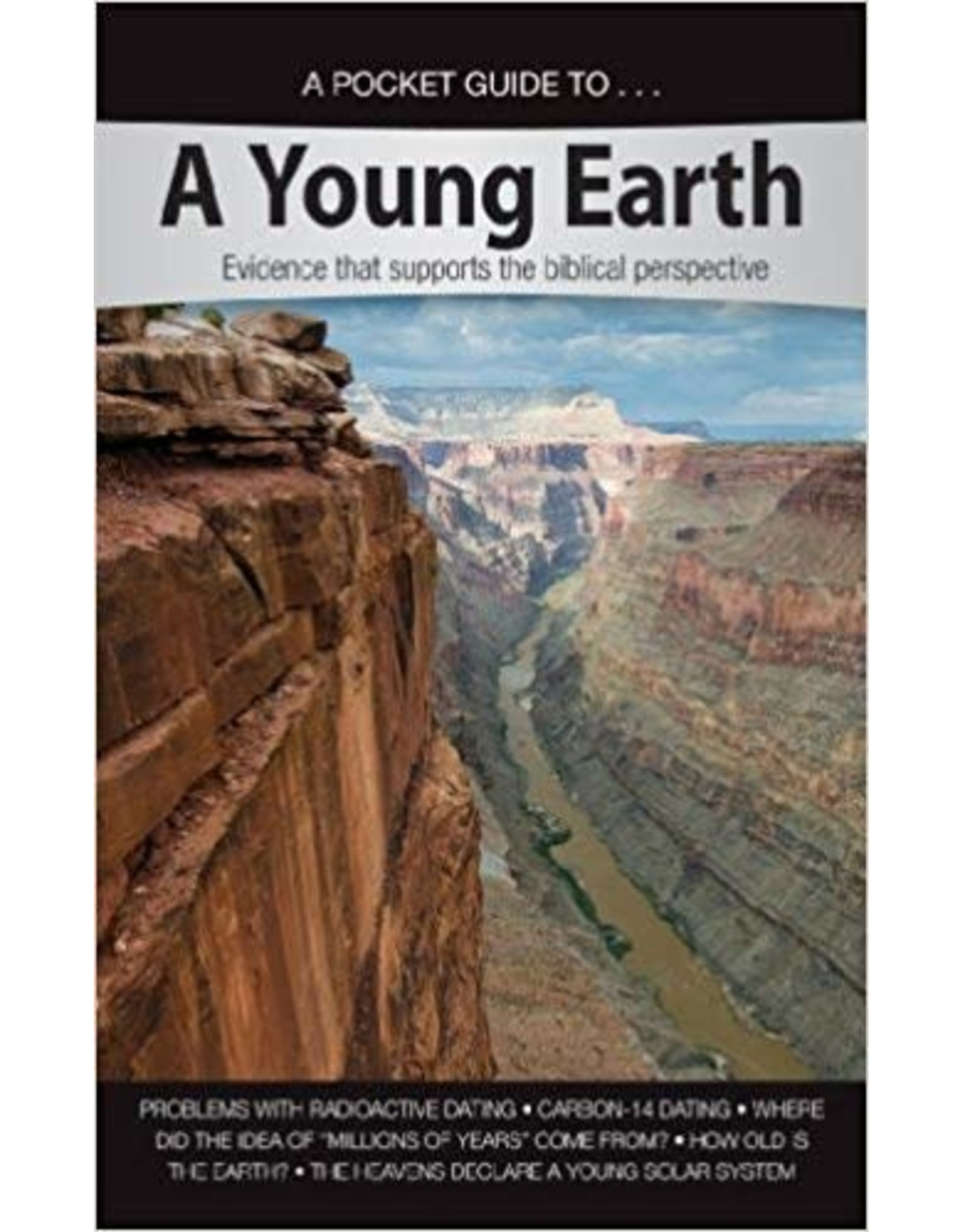 A Pocket Guide To A Young Earth