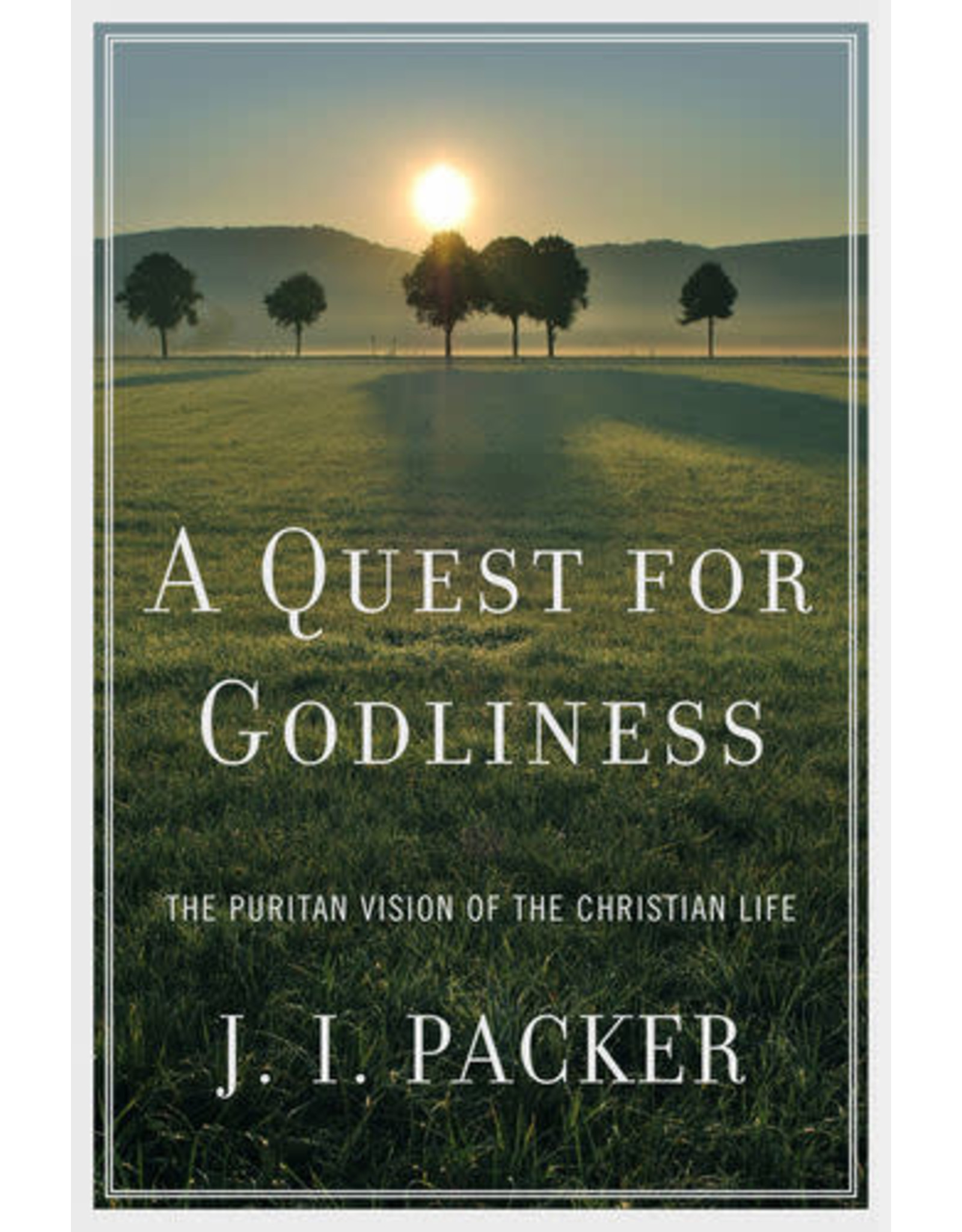 Packer A Quest for Godliness