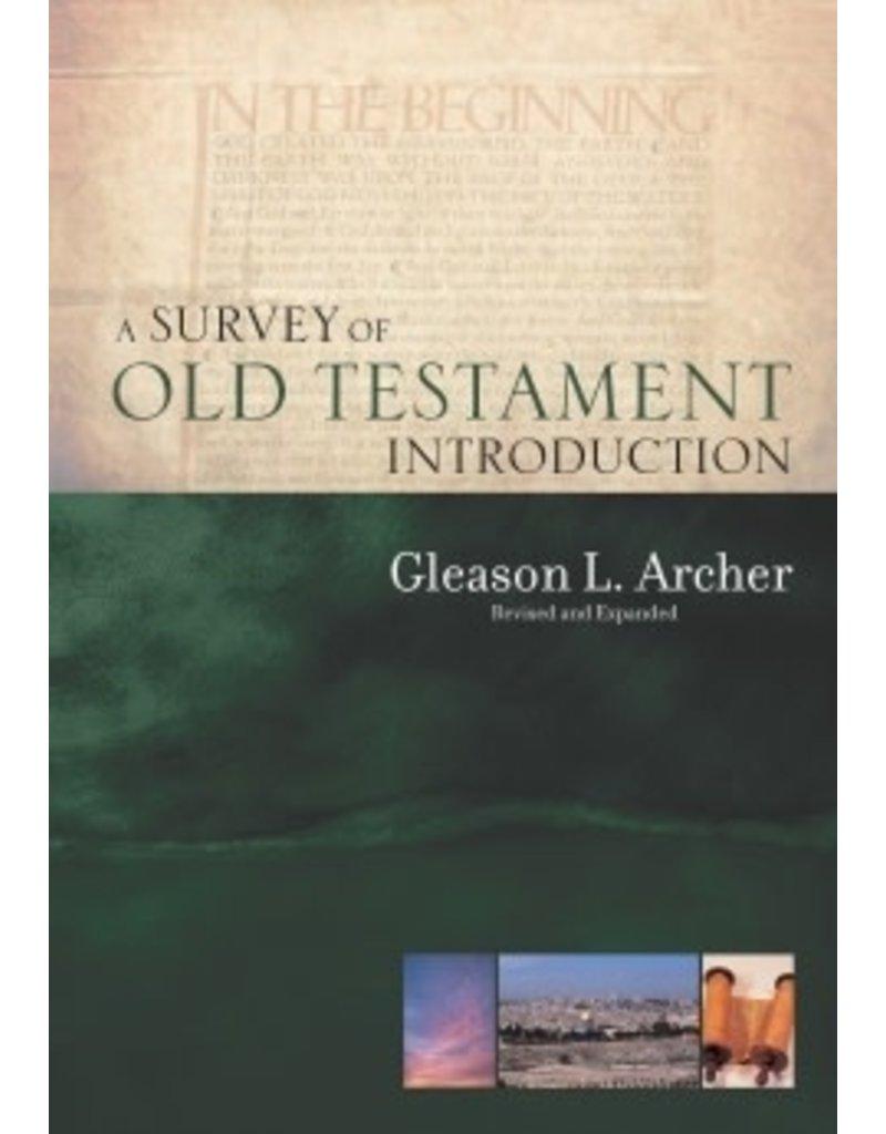 Archer A Survey of O T Introduction