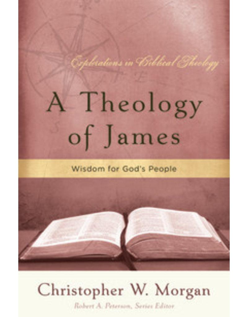 Morgan A Theology of James, Explorations in Biblical Theology