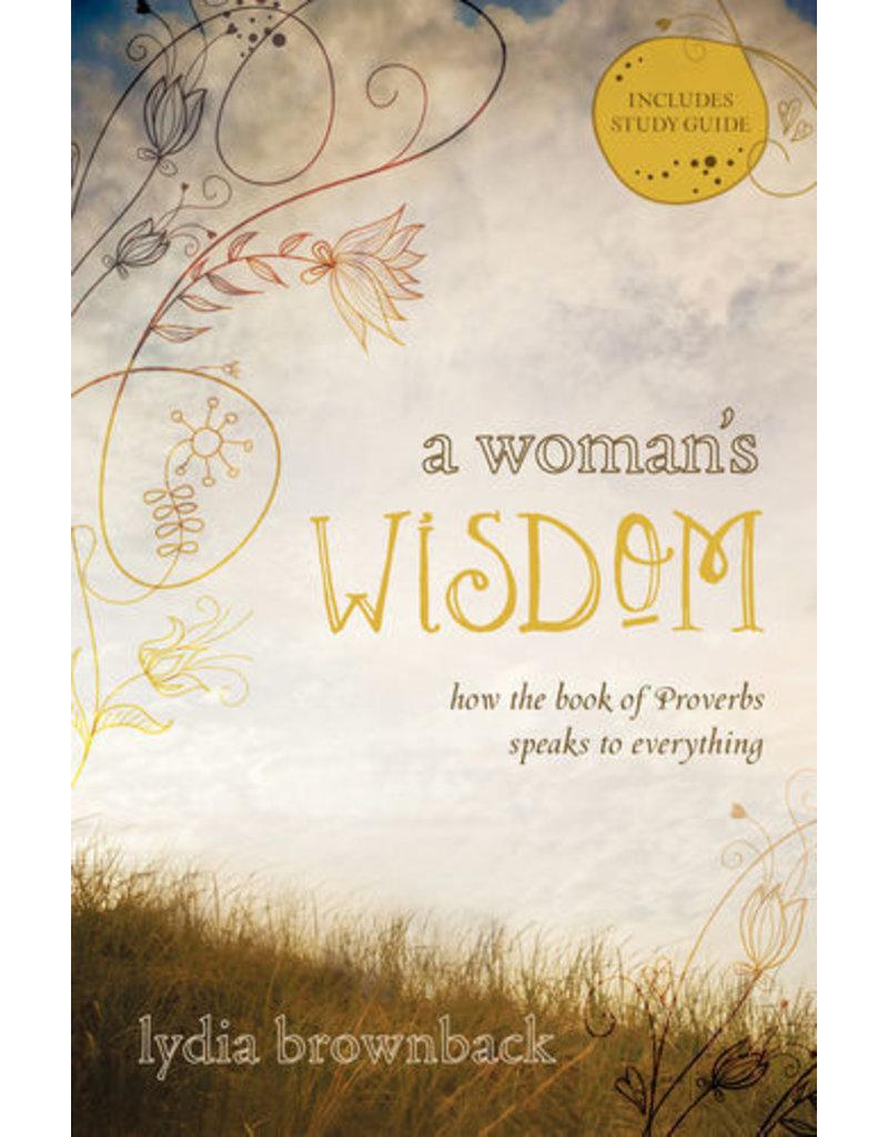 Brownback A Woman's Wisdom