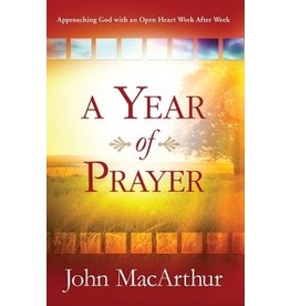 MacArthur A Year of Prayer