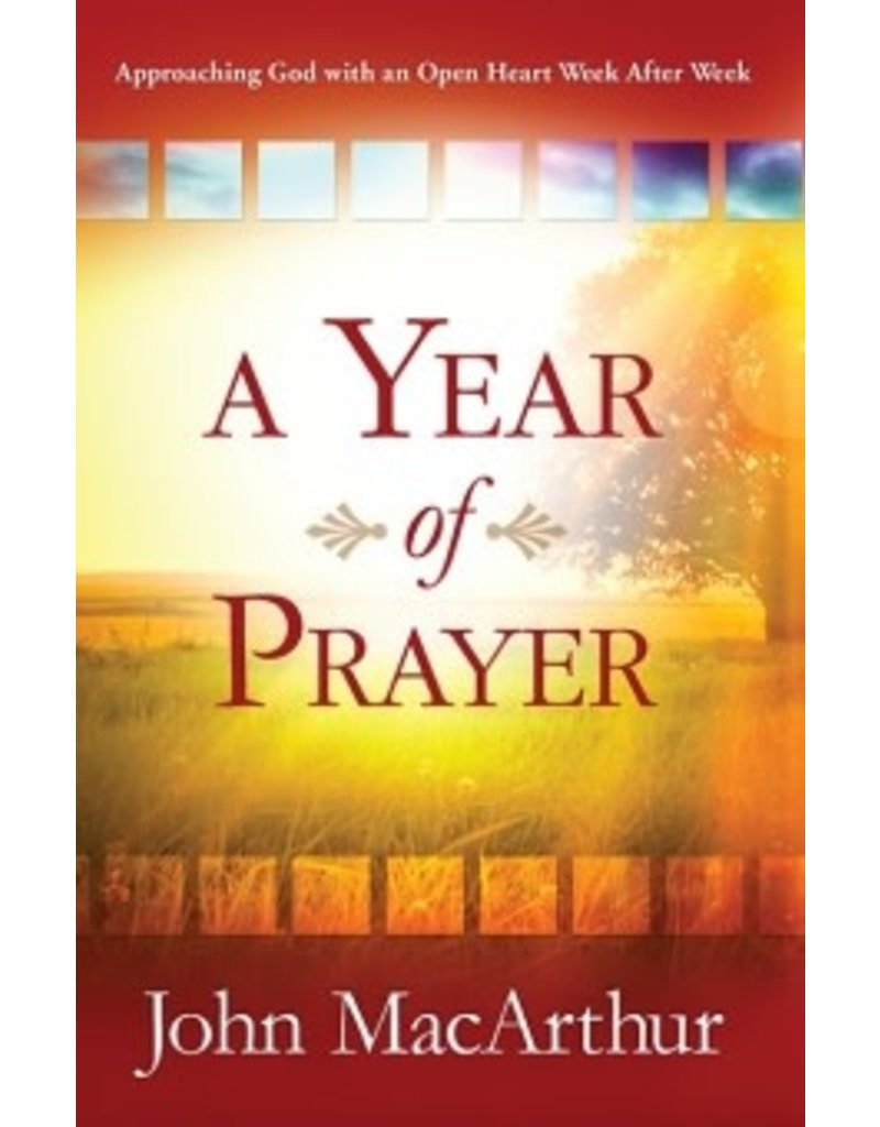 MacArthur A Year of Prayer