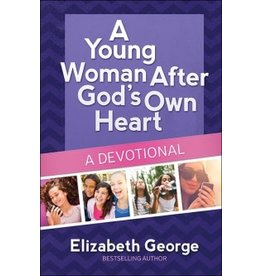George A Young Woman After God's Own Heart Devotional