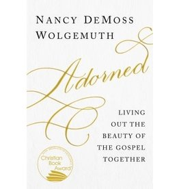 DeMoss Wolgemuth Adorned Hardcover
