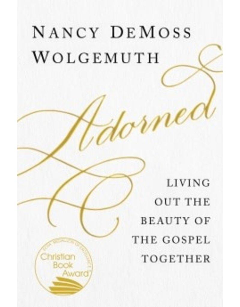 DeMoss Wolgemuth Adorned Hardcover