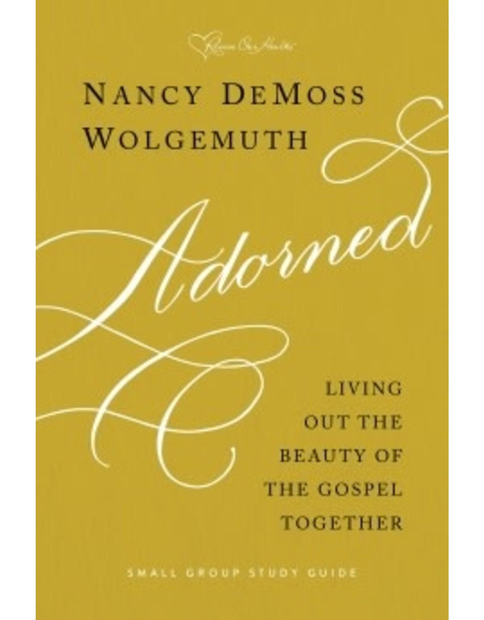 DeMoss/Wolgemuth Adorned Study Guide