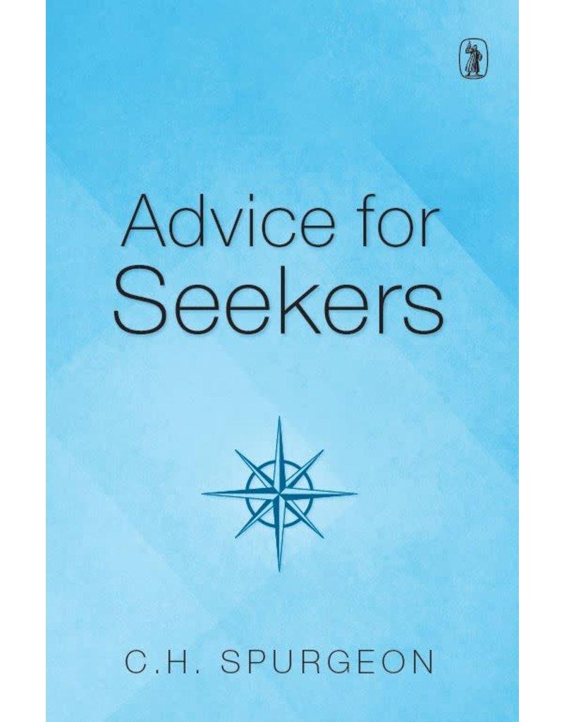 Spurgeon Advice for Seekers