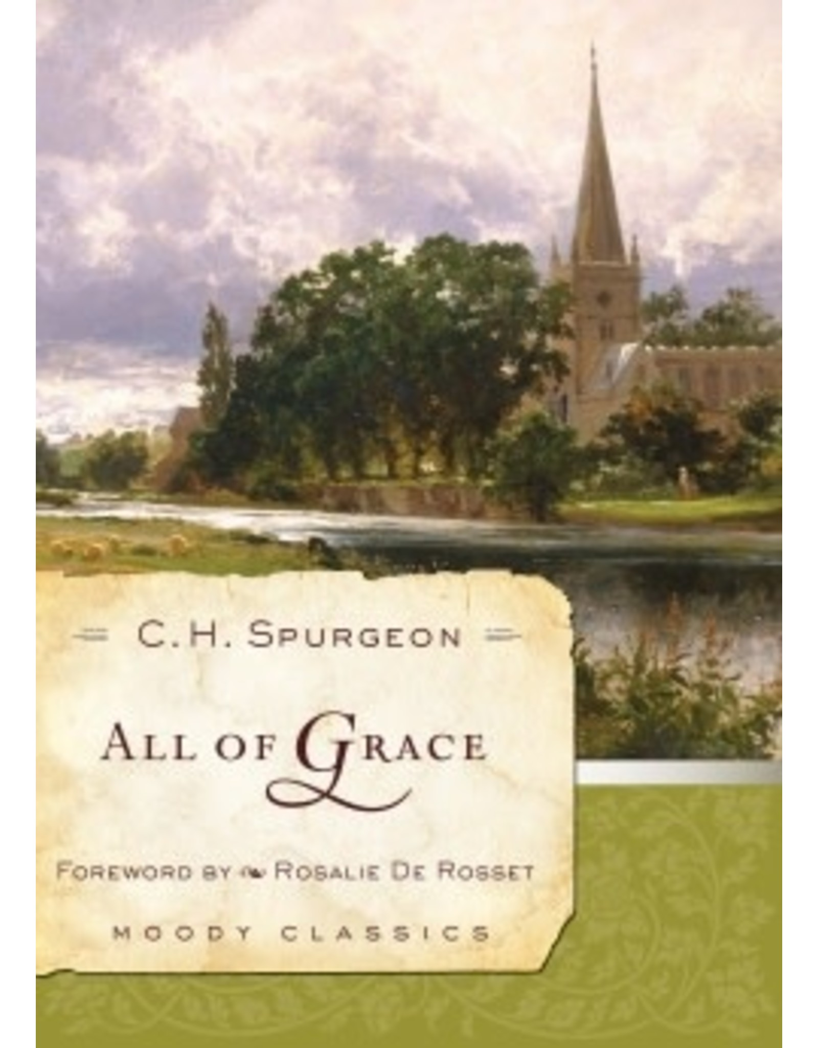 Spurgeon All of Grace