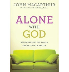 MacArthur Alone with God