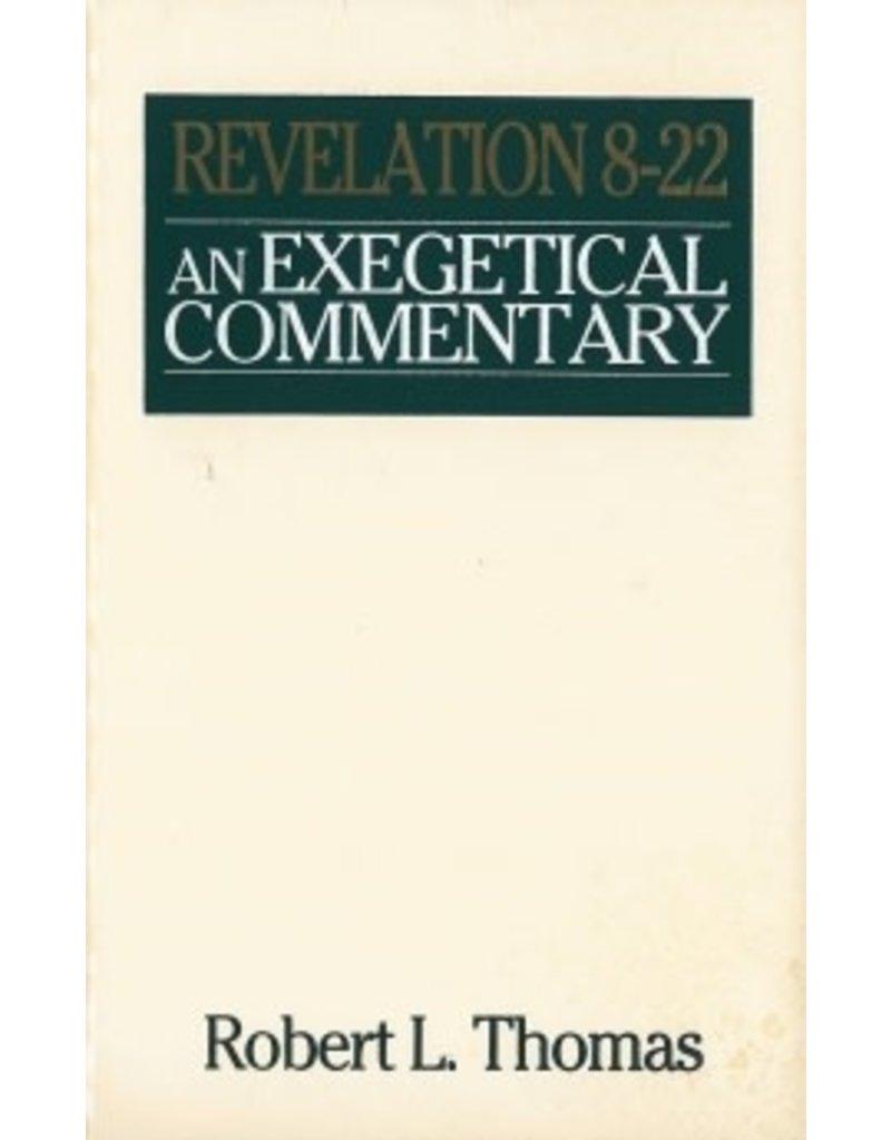 Thomas An Exegetical Comm - Revelation 1-7