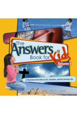 Ham Answers Book for Kids,  The: Vol 4