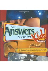 Ham Answers Book for Kids, The:  Vol 1