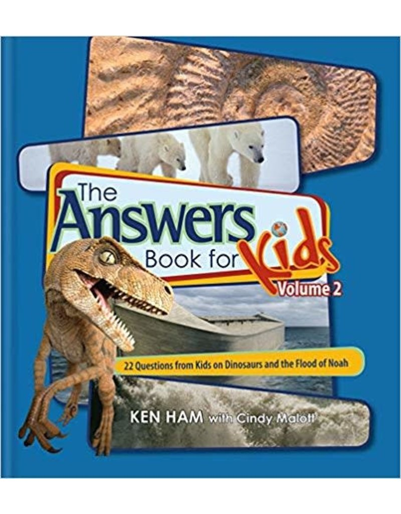 Ham Answers Book for Kids, The:  Vol 2