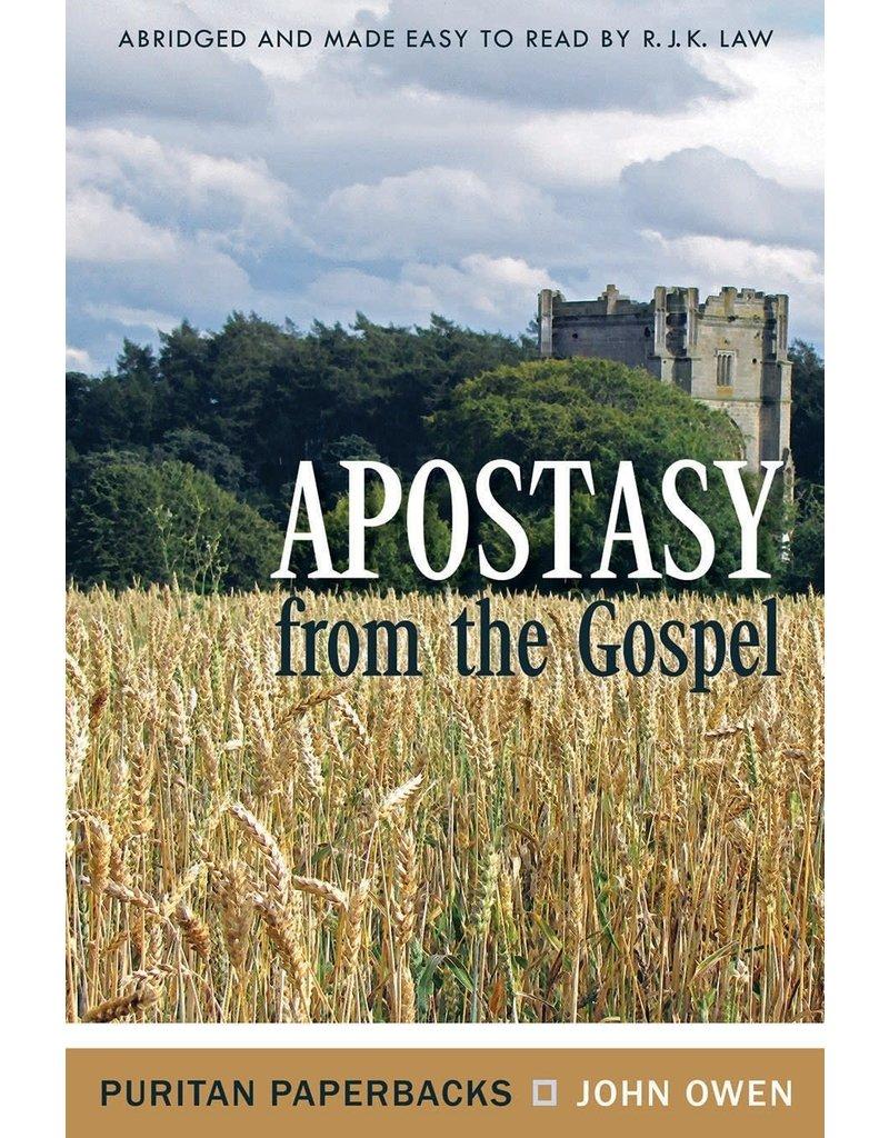 Owen Apostasy from the Gospel
