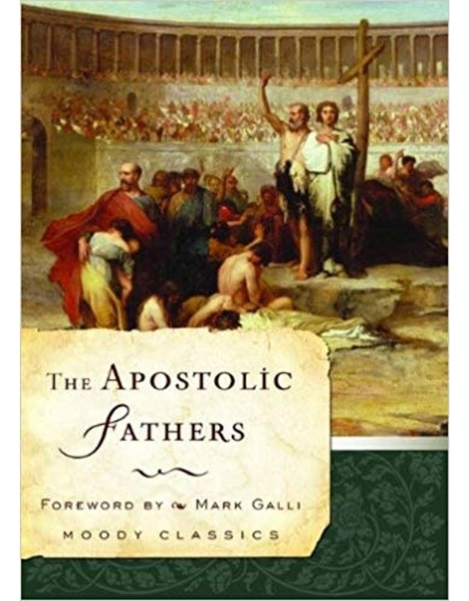 Moody The Apostolic Fathers