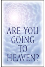 Good News Are You Going to Heaven? - 25 pack