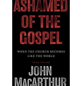 MacArthur Ashamed of the Gospel