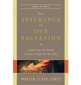 Lloyd-Jones Assurance of Salvation