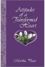 Peace Attitudes of a Transformed Heart