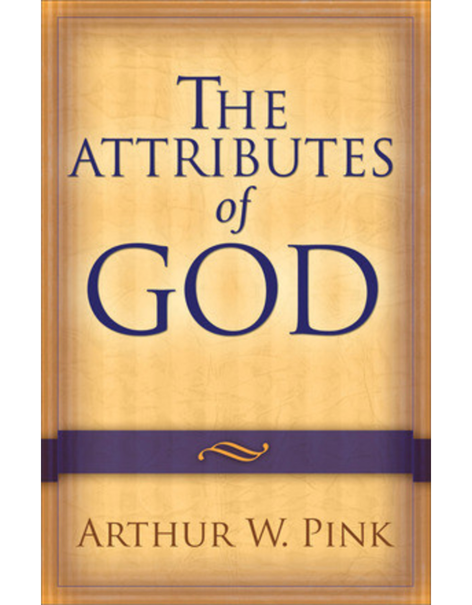 Pink The Attributes of God