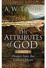 Tozer Attributes of God, The: Vol 2