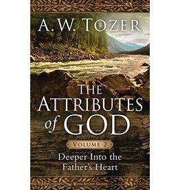 Tozer Attributes of God, The: Vol 2