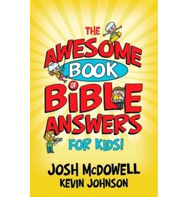 McDowell Awesome Book of Bible Answers for Kids, The