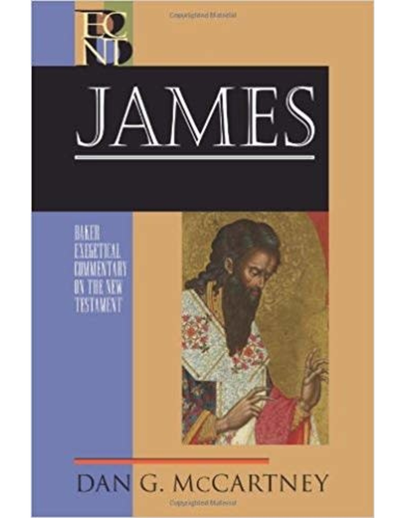 Baker Exegetical Commentary  James
