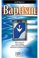 Rose Publishers Baptism