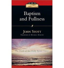 Stott Baptism and Fullness