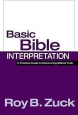 Zuck Basic Bible Interpretation