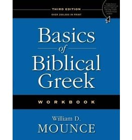 Mounce Basics of Biblical Greek Workbook