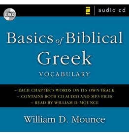 Mounce Basics of Biblical Greek Vocabulary CD