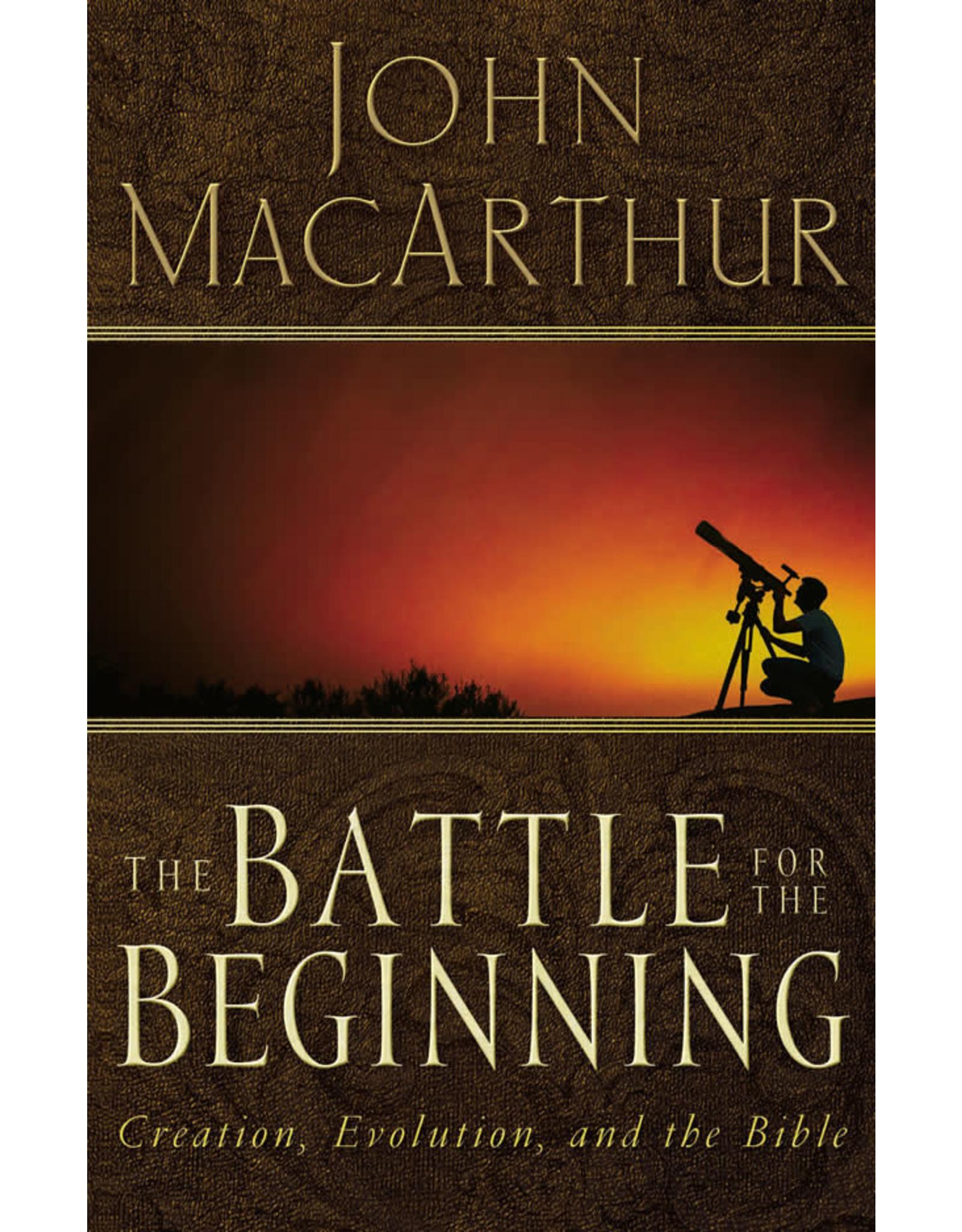 MacArthur The Battle for the Beginning
