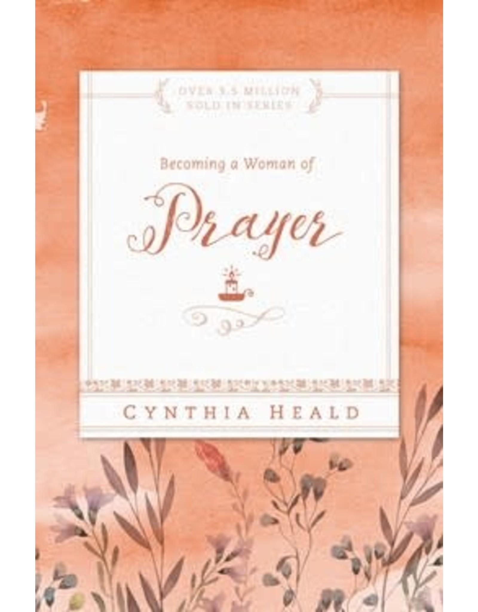 Heald Becoming a Woman of Prayer