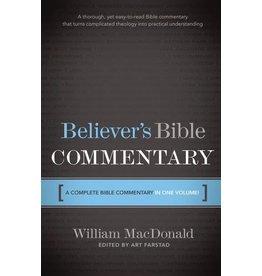 MacDonald Believers Bible Commentary