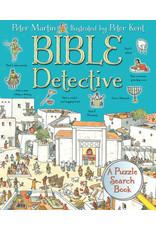 Martin Bible Detective