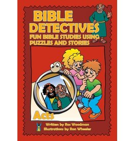 Woodman Bible Detectives Fun Bible Studies Genesis
