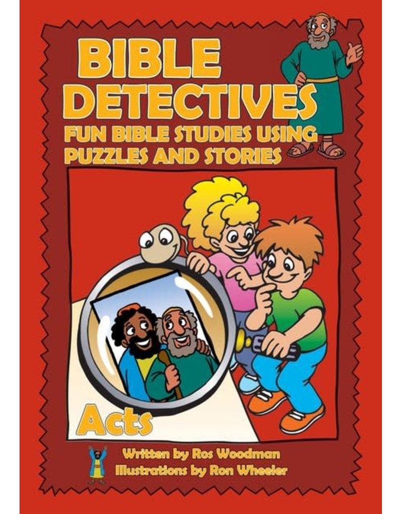 Woodman Bible Detectives Fun Bible Studies Genesis