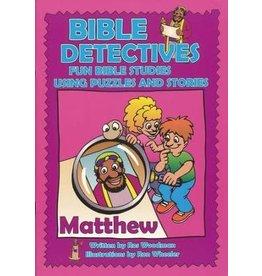 Woodman Bible Detectives Fun Bible Studies Matthew