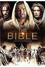 foxtv Bible Epic Series: The, DVD 4 Disc Set