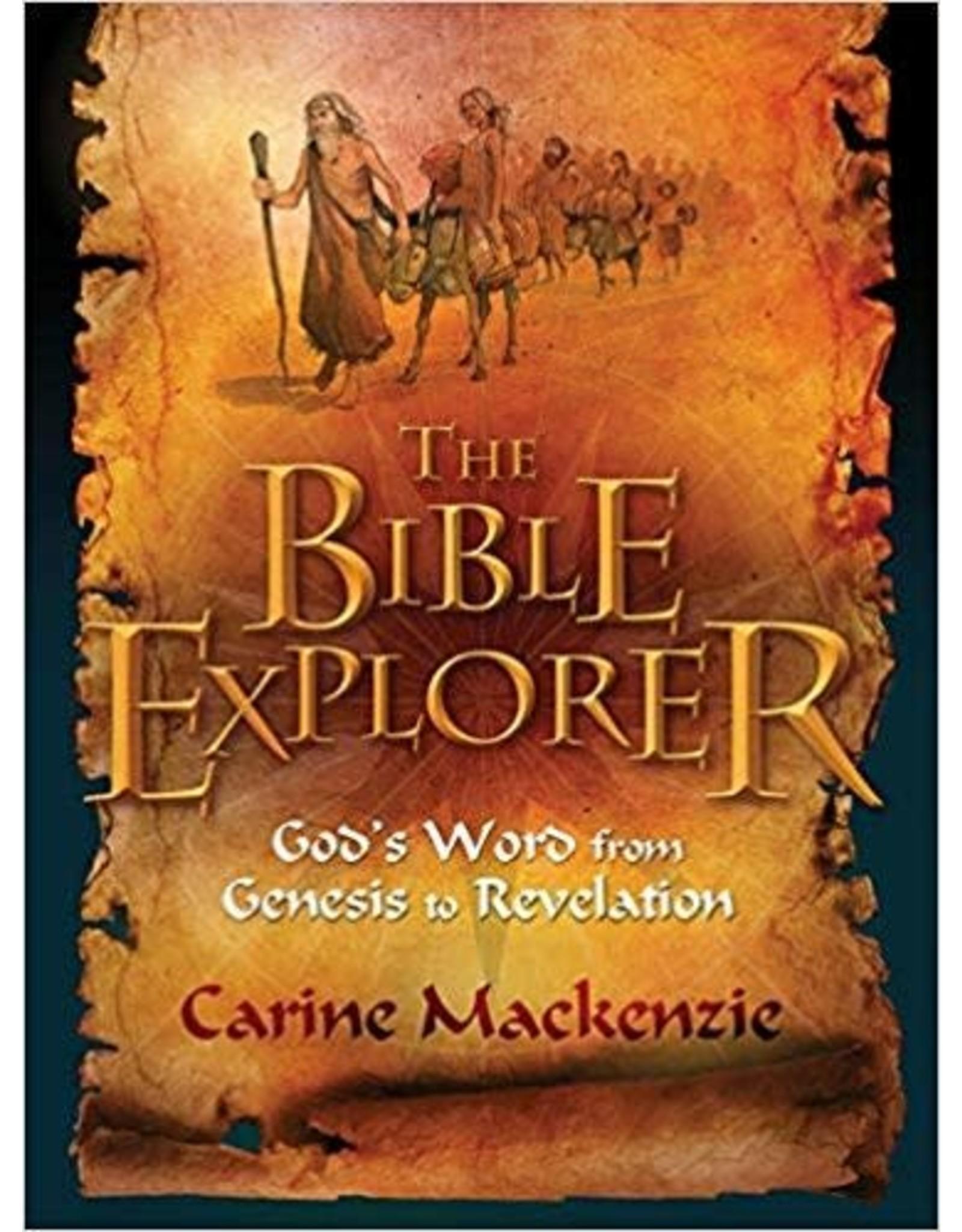 The Bible Explorer