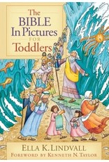 Lindvall Bible in Pictures for Toddlers, The