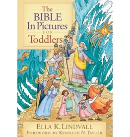 Lindvall The Bible in Pictures for Toddlers