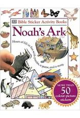 Bible Sticker Activity Book Noah's Ark