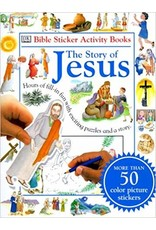 Bible Sticker Activity Book The Story of Jesus