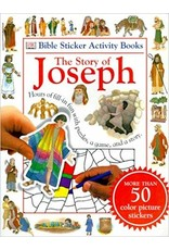 Bible Sticker Activity Book The Story of Joseph