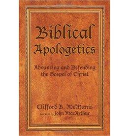 McManis Biblical Apologetics